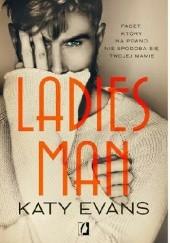 Okładka książki Ladies Man Katy Evans