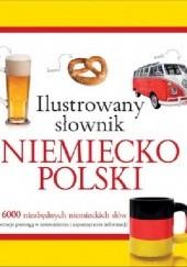 Okładka książki Ilustrowany słownik niemiecko-polski Tadeusz Woźniak