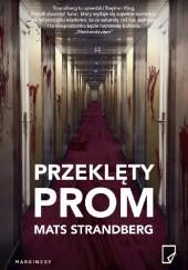 Okładka książki Przeklęty prom Mats Strandberg
