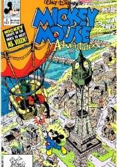 Okładka książki Mickey Mouse Adventures #5