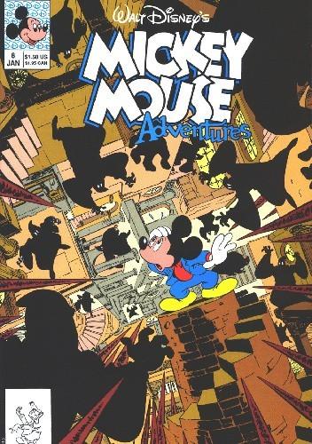 Okładka książki Mickey Mouse Adventures #8 Walt Disney