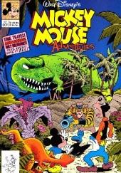 Okładka książki Mickey Mouse Adventures #17