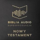 Okładka książki Biblia Audio Superprodukcja. Nowy Testament autor nieznany