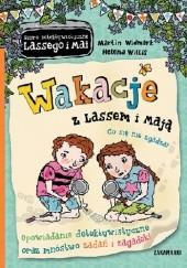 Okładka książki Wakacje z Lassem i Mają
