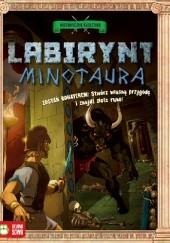 Okładka książki Labirynt Minotaura. Historyczne śledztwo Timothy Knapman