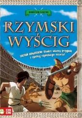Okładka książki Rzymski wyścig. Historyczne śledztwo Timothy Knapman