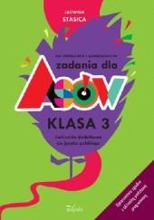 Okładka książki Zadania dla asów. Ćwiczenia dodatkowe z języka polskiego, kl. 3 Jadwiga Stasica