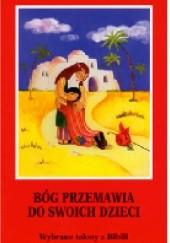 Okładka książki Bóg przemawia do swoich dzieci Eleonore Beck