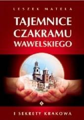 Okładka książki Tajemnice czakramu wawelskiego