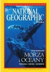 Okładka książki National Geographic Polska. Przez bezkresne morza i oceany