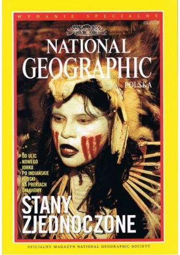 Okładka książki National Geographic Polska. Stany Zjednoczone Redakcja magazynu National Geographic