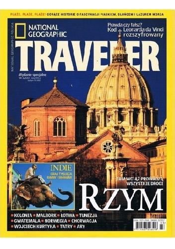 Okładka książki National Geographic Traveler. Wydanie specjalne Redakcja magazynu National Geographic
