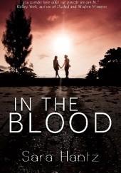 Okładka książki In the blood Sara Hantz