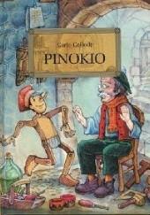 Okładka książki Pinokio Carlo Collodi