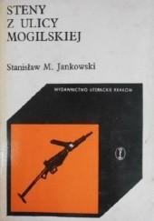 Okładka książki Steny z ulicy Mogilskiej