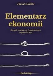 Okładka książki Elementarz ekonomii Faustino Ballve