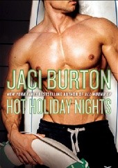 Okładka książki Hot Holiday Nights Jaci Burton