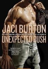 Okładka książki Unexpected Rush Jaci Burton