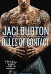 Okładka książki Rules of Contact Jaci Burton