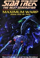 Okładka książki Maximum Warp: Book One Dave Galanter,Greg Brodeur
