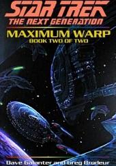 Okładka książki Maximum Warp: Book Two Dave Galanter,Greg Brodeur