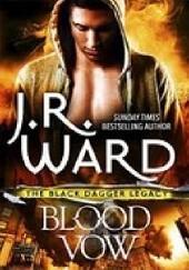 Okładka książki Blood Vow J.R. Ward