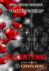 Okładka książki Walentynki Anna Crevan Sznajder