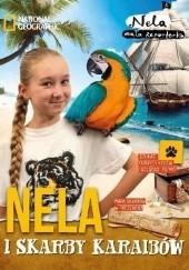 Okładka książki Nela i skarby Karaibów Nela