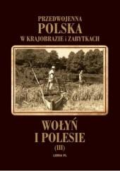 Okładka książki Wołyń i Polesie