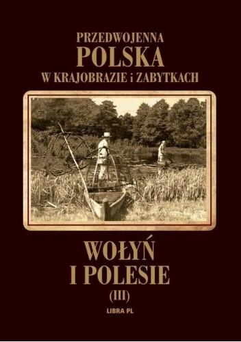 Okładka książki Wołyń i Polesie Tadeusz Szydłowski