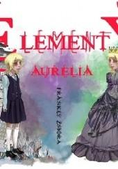 Okładka książki Elementy. Aurelia Frankly Zmora