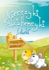 Okładka książki Wierszyki Babci Henryki. Całuski Henryka Hensz