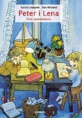 Okładka książki Peter i Lena. Dwa opowiadania Astrid Lindgren