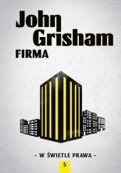 Okładka książki Firma John Grisham