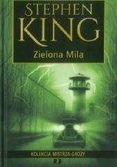 Okładka książki Zielona Mila Stephen King