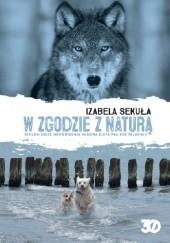 Okładka książki W zgodzie z naturą Izabela Sekuła