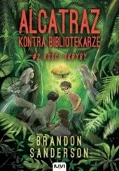 Okładka książki Kości skryby Brandon Sanderson