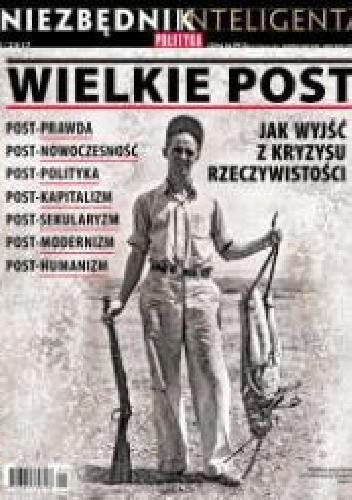 Okładka książki Niezbędnik Inteligenta, Wielkie Post Redakcja tygodnika Polityka
