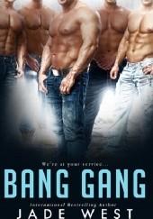 Okładka książki Bang Gang Jade West