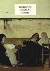 Okładka książki Siostra Sándor Márai