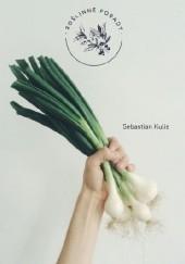 Okładka książki Roślinne Porady Sebastian Kulis