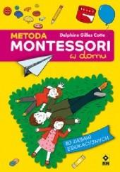 Okładka książki Metoda Montessori w domu