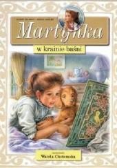 Okładka książki Martynka w krainie baśni Gilbert Delahaye