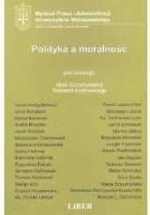 Okładka książki Polityka a moralność