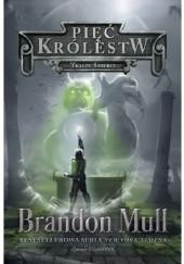 Okładka książki Tkacze śmierci Brandon Mull