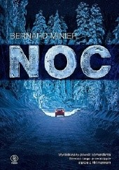 Okładka książki Noc Bernard Minier