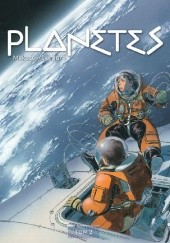 Okładka książki Planetes tom 2 Makoto Yukimura