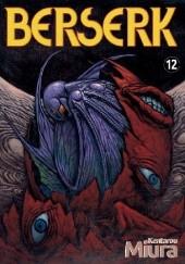 Okładka książki Berserk #12 Kentarō Miura