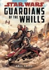 Okładka książki Guardians of the Whills Greg Rucka