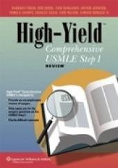 Okładka książki High-Yield Comprehensive USMLE Step 1 Review Ronald Dudek,Ivan Damjanov,Barbara Fadem,Arthur G. Johnson,Pamela C. Champe,Charles Craig,Todd Nelson,Edward Monaco III